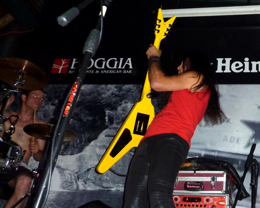 Anguish Force Boggia Metal Festival 4 - Boggia Metal Festival - live-