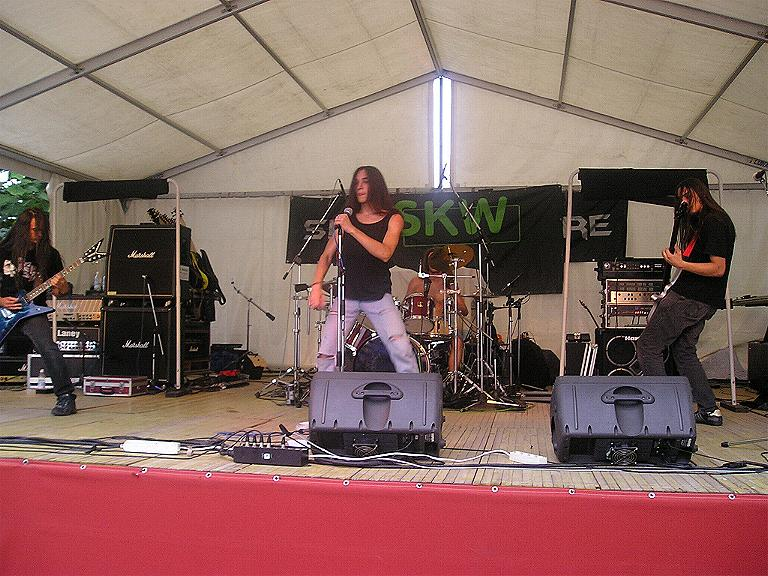 Anguish Force Delirium Festival Verona 1 - Anguish Force Delirium Festival - Verona - live-