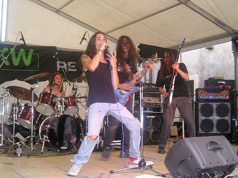 Anguish Force Delirium Festival Verona 10 - Anguish Force Delirium Festival - Verona - live-