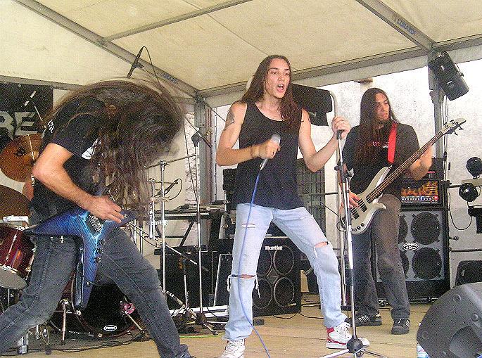 Anguish Force Delirium Festival Verona 11 - Anguish Force Delirium Festival - Verona - live-