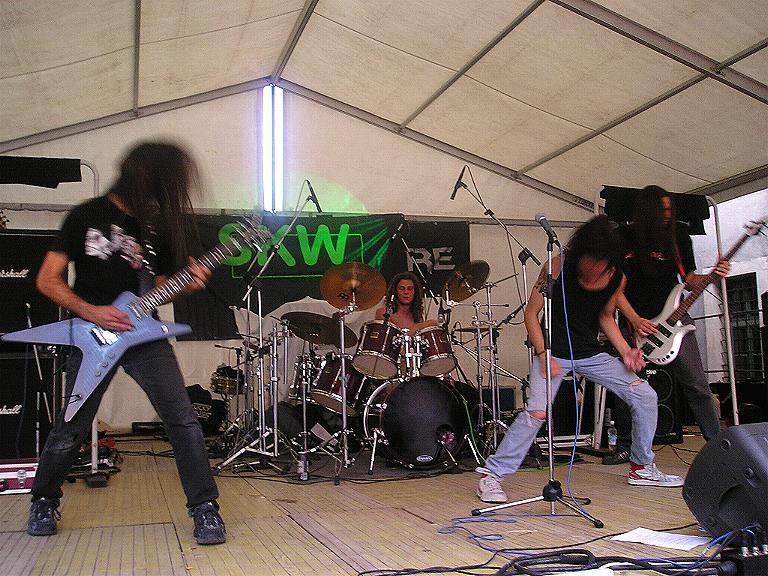 Anguish Force Delirium Festival Verona 6 - Anguish Force Delirium Festival - Verona - live-
