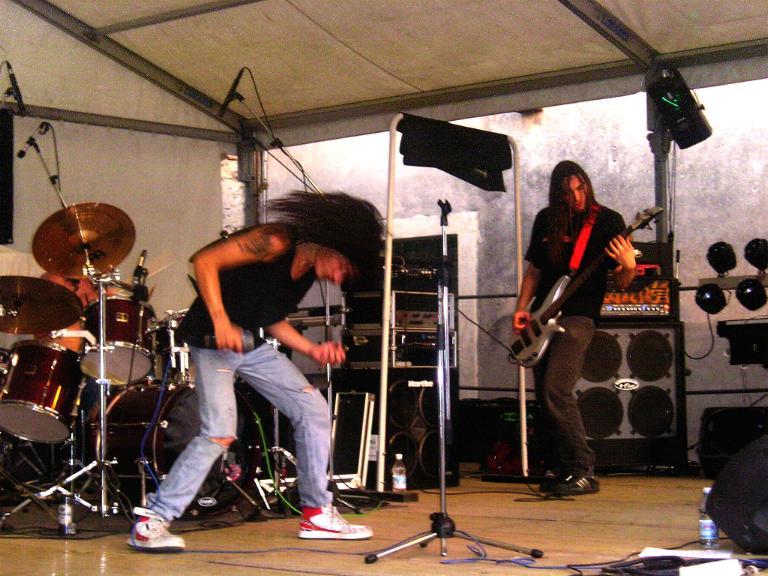 Anguish Force Delirium Festival Verona 7 - Anguish Force Delirium Festival - Verona - live-