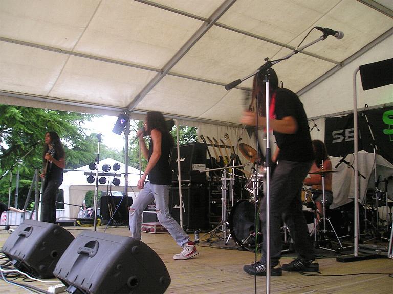 Anguish Force Delirium Festival Verona 8 - Anguish Force Delirium Festival - Verona - live-