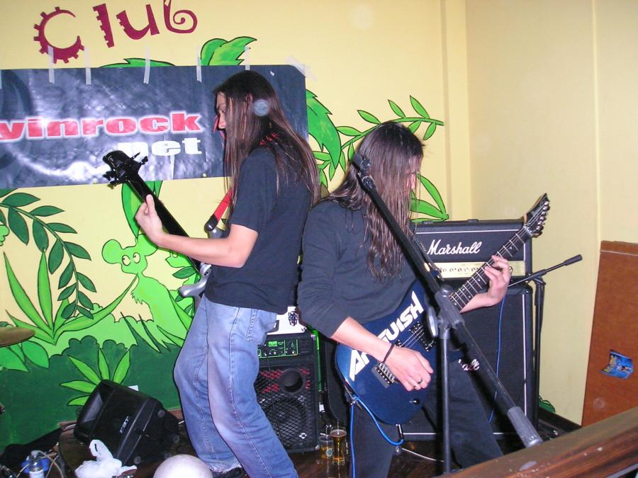 Anguish Force Iguana 5 - Anguish Force Iguana - live