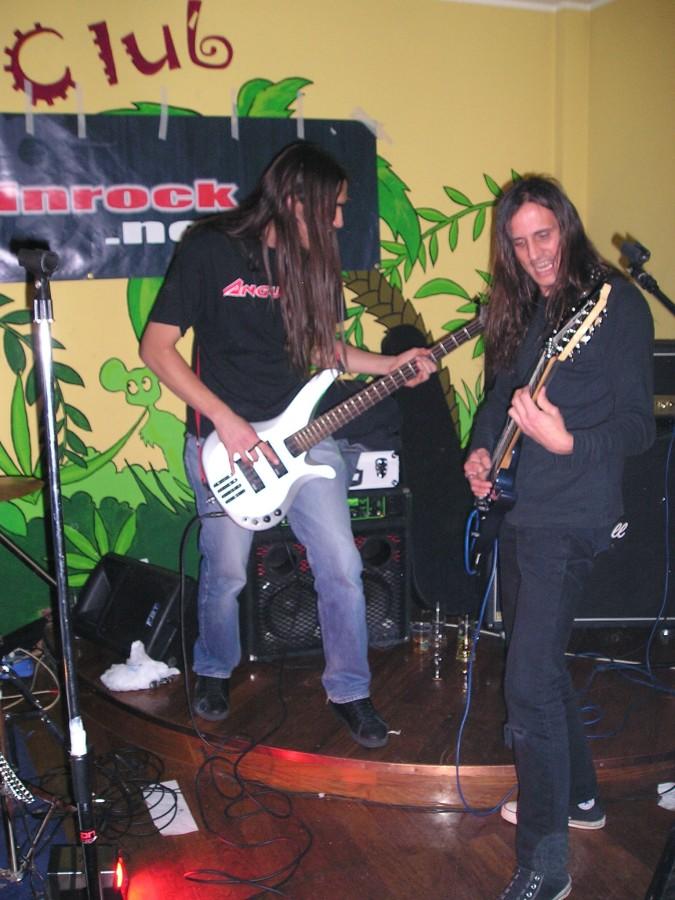 Anguish Force Iguana 9 - Anguish Force Iguana - live