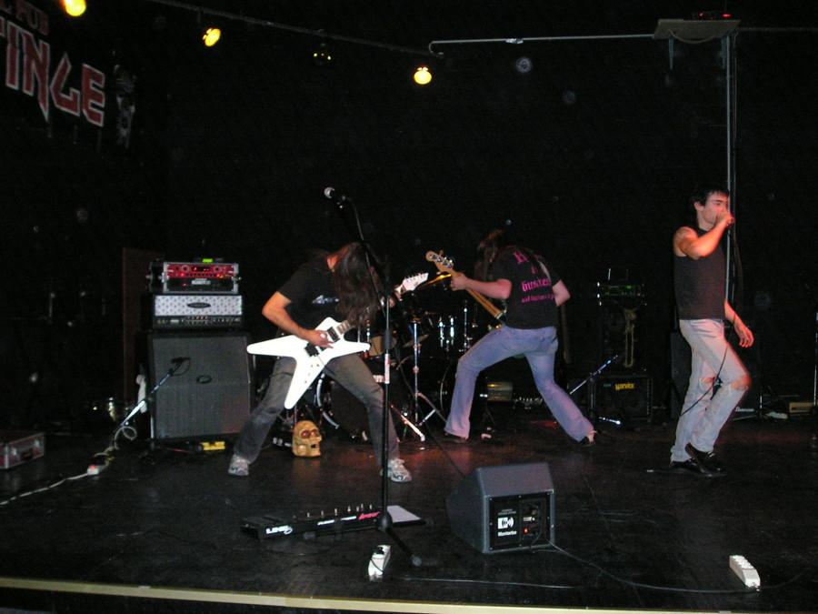 Anguish Force La Sfinge Brescia 10 - Anguish Force La Sfinge Brescia - live-