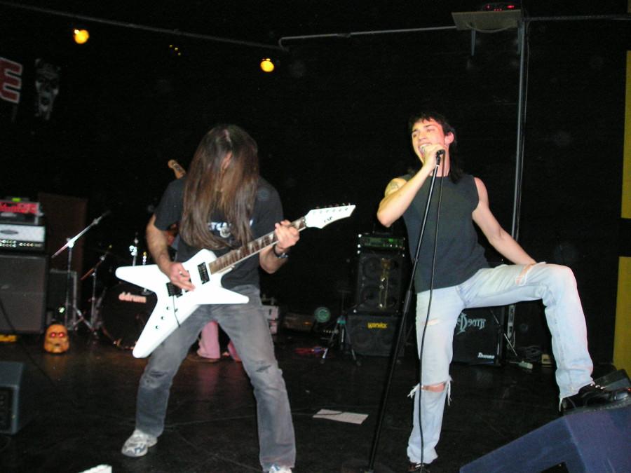 Anguish Force La Sfinge Brescia 2 - Anguish Force La Sfinge Brescia - live-