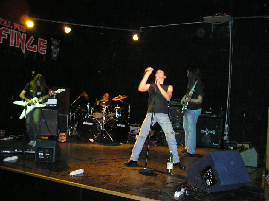 Anguish Force La Sfinge Brescia 4 - Anguish Force La Sfinge Brescia - live-