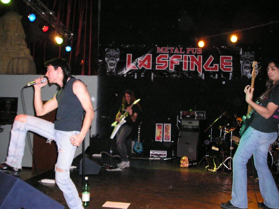 Anguish Force La Sfinge Brescia 6 - Anguish Force La Sfinge Brescia - live-
