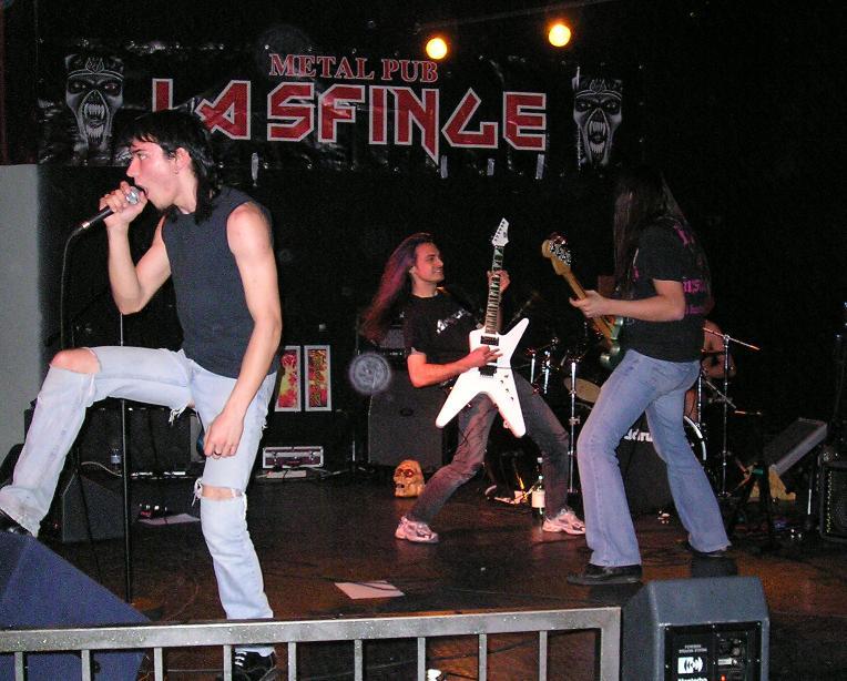 Anguish Force La Sfinge Brescia 7 - Anguish Force La Sfinge Brescia - live-