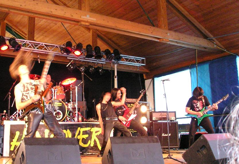 Anguish Force Mal Festival 2 - Anguish Force Mal Festival - live