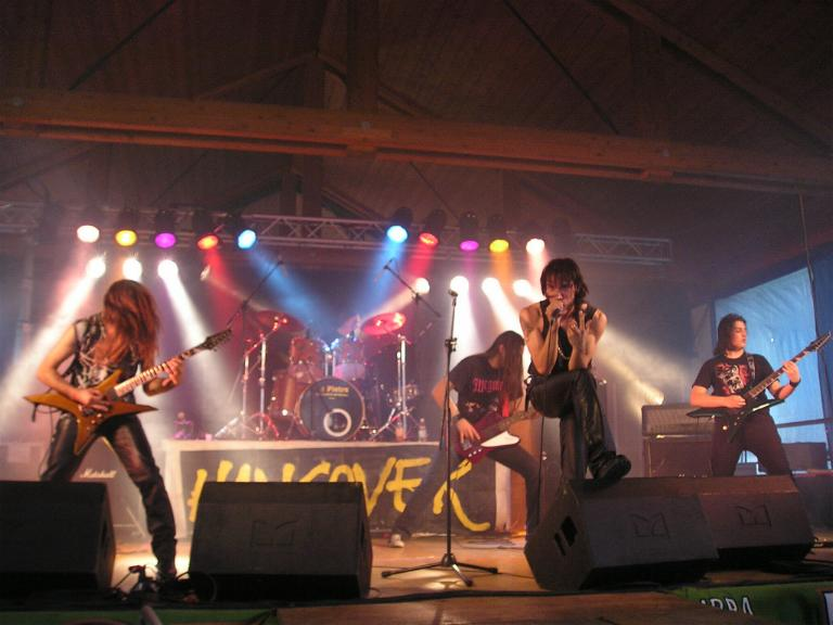 Anguish Force Mal Festival 4 - Anguish Force Mal Festival - live