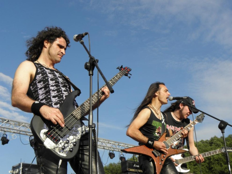 Anguish Force Most Rock Siena 15 - Anguish Force Most Rock Siena - live