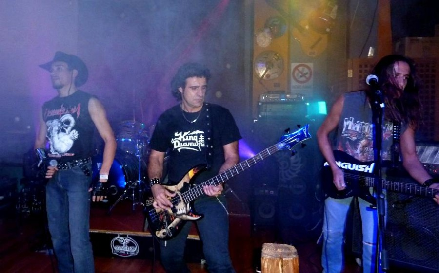 Anguish Force Rocking Universe Torino 1 - Rocking Universe Torino - live