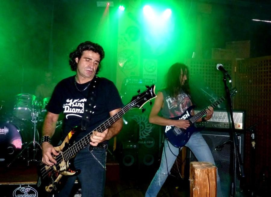 Anguish Force Rocking Universe Torino 11 - Rocking Universe Torino - live