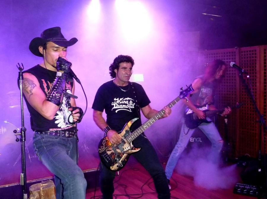 Anguish Force Rocking Universe Torino 13 - Rocking Universe Torino - live