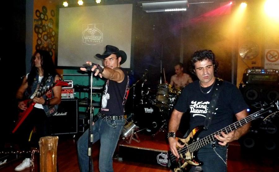Anguish Force Rocking Universe Torino 15 - Rocking Universe Torino - live