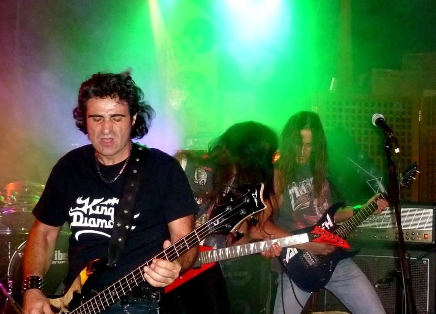 Anguish Force Rocking Universe Torino 16 - Rocking Universe Torino - live