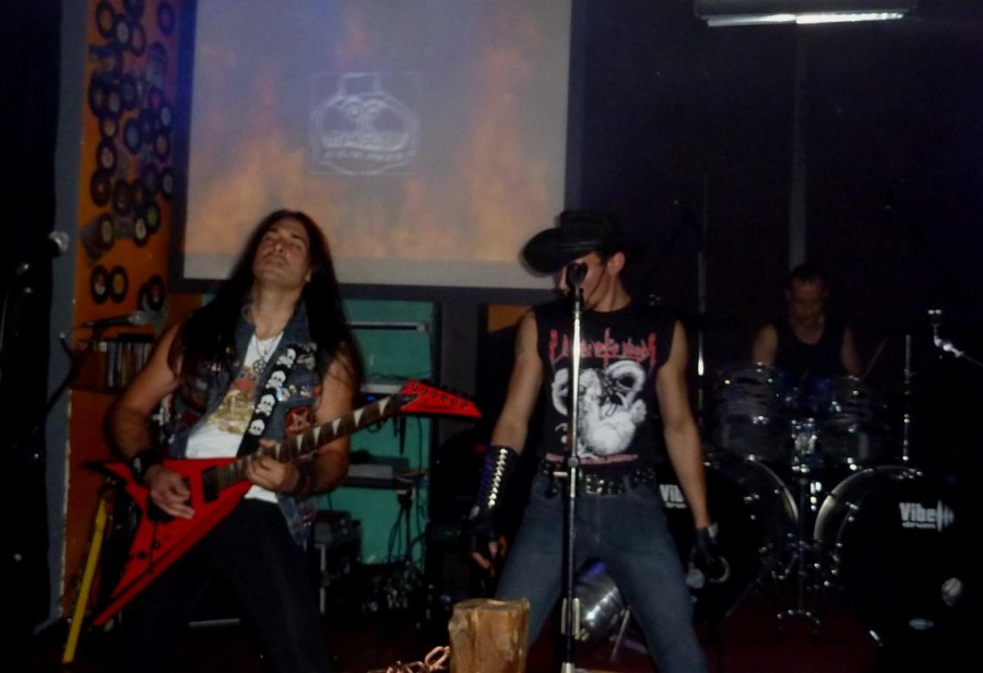 Anguish Force Rocking Universe Torino 18 - Rocking Universe Torino - live