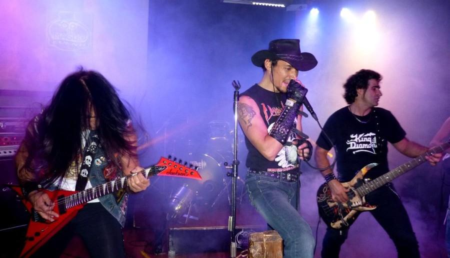 Anguish Force Rocking Universe Torino 2 - Rocking Universe Torino - live