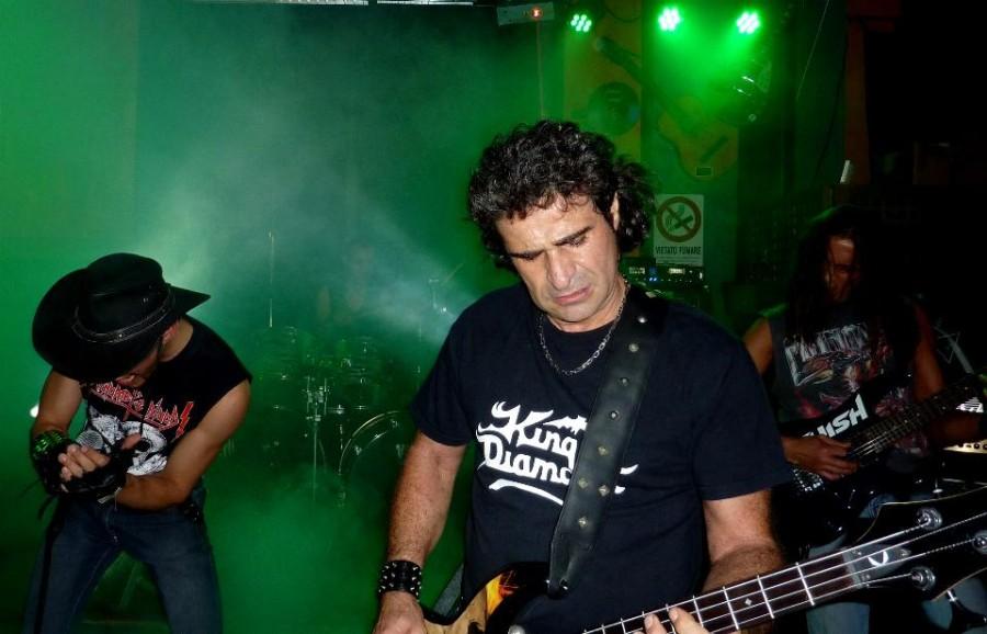 Anguish Force Rocking Universe Torino 21 - Rocking Universe Torino - live