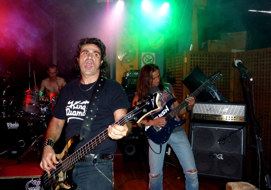 Anguish Force Rocking Universe Torino 23 - Rocking Universe Torino - live
