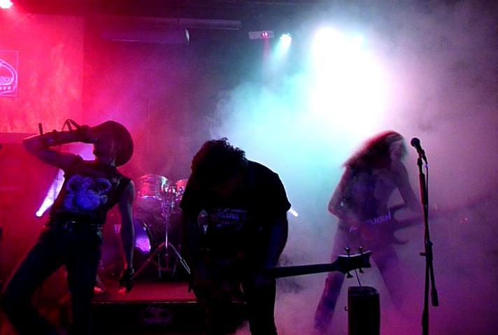 Anguish Force Rocking Universe Torino 24 - Rocking Universe Torino - live