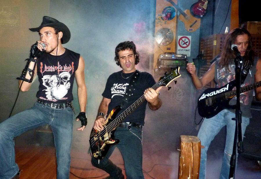 Anguish Force Rocking Universe Torino 25 - Rocking Universe Torino - live