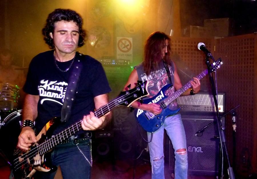 Anguish Force Rocking Universe Torino 3 - Rocking Universe Torino - live