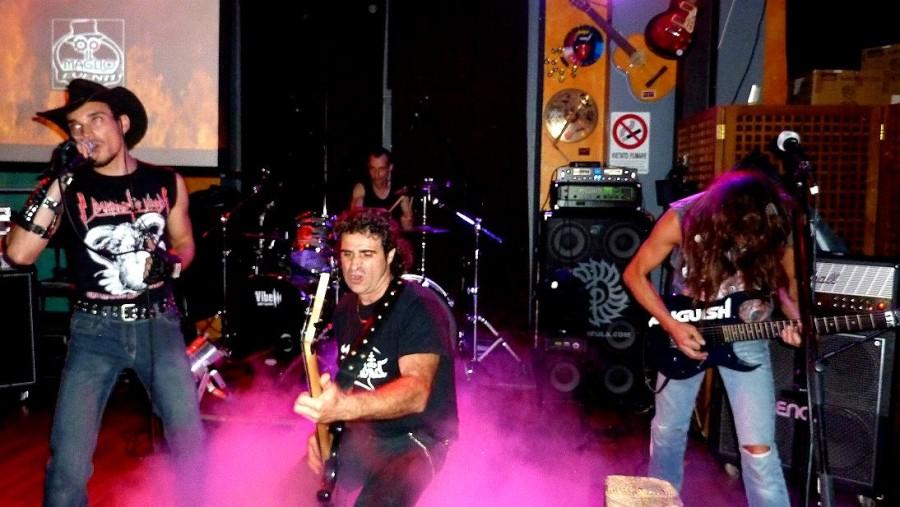 Anguish Force Rocking Universe Torino 4 - Rocking Universe Torino - live