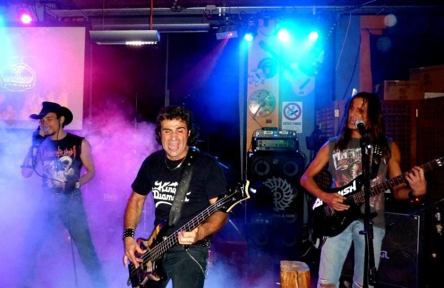 Anguish Force Rocking Universe Torino 5 - Rocking Universe Torino - live