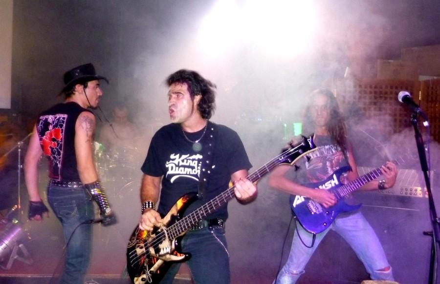 Anguish Force Rocking Universe Torino 8 - Rocking Universe Torino - live