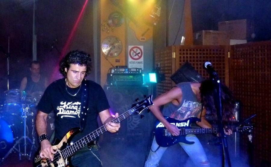 Anguish Force Rocking Universe Torino 9 - Rocking Universe Torino - live