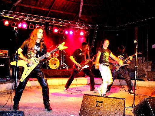 Anguish Force Stoaner Rock Brixen 16 - Stoaner Rock Festival - live