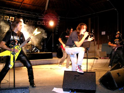 Anguish Force Stoaner Rock Brixen 2 - Stoaner Rock Festival - live