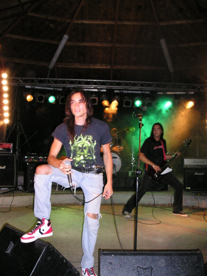 Anguish Force Stoaner Rock Brixen 6 - Stoaner Rock Festival - live