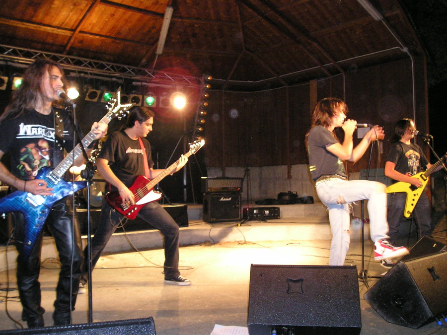 Anguish Force Stoaner Rock Brixen 9 - Stoaner Rock Festival - live