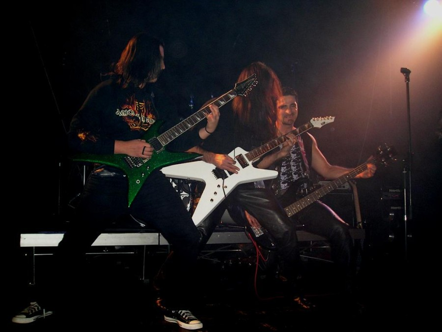 Anguish Force Ufo Metal Night 12 - Metal Night - live