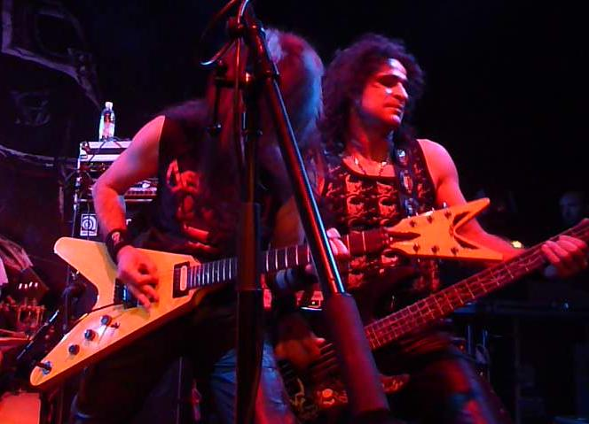 Anguish Force Ufo supporting Rage 12 - Ufo Bruneck - supporting Rage - live-