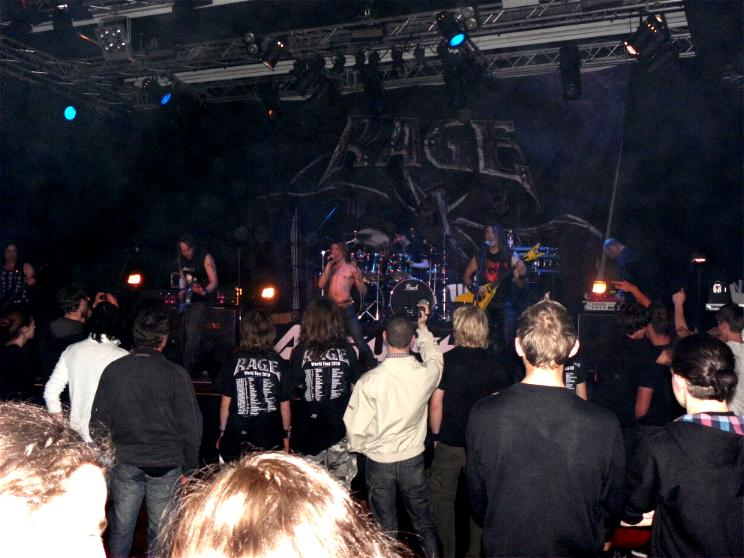 Anguish Force Ufo supporting Rage 19 - Ufo Bruneck - supporting Rage - live-