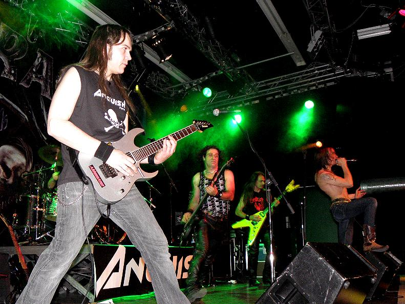 Anguish Force Ufo supporting Rage 27 - Ufo Bruneck - supporting Rage - live-
