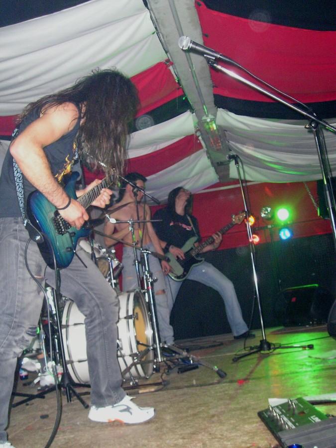 Anguish Force Vicenza Terra di Mezzo 1 - Vicenza - Terra di Mezzo - live