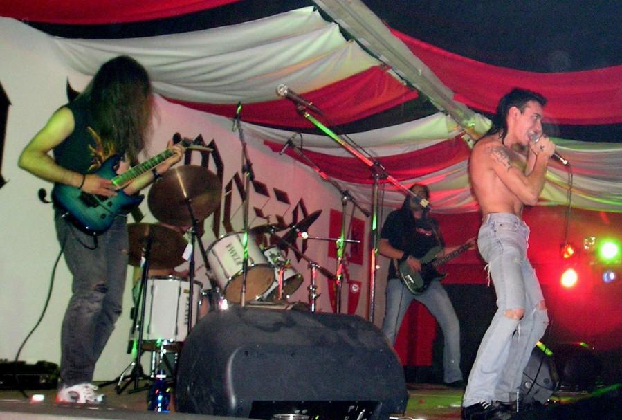 Anguish Force Vicenza Terra di Mezzo 19 - Vicenza - Terra di Mezzo - live
