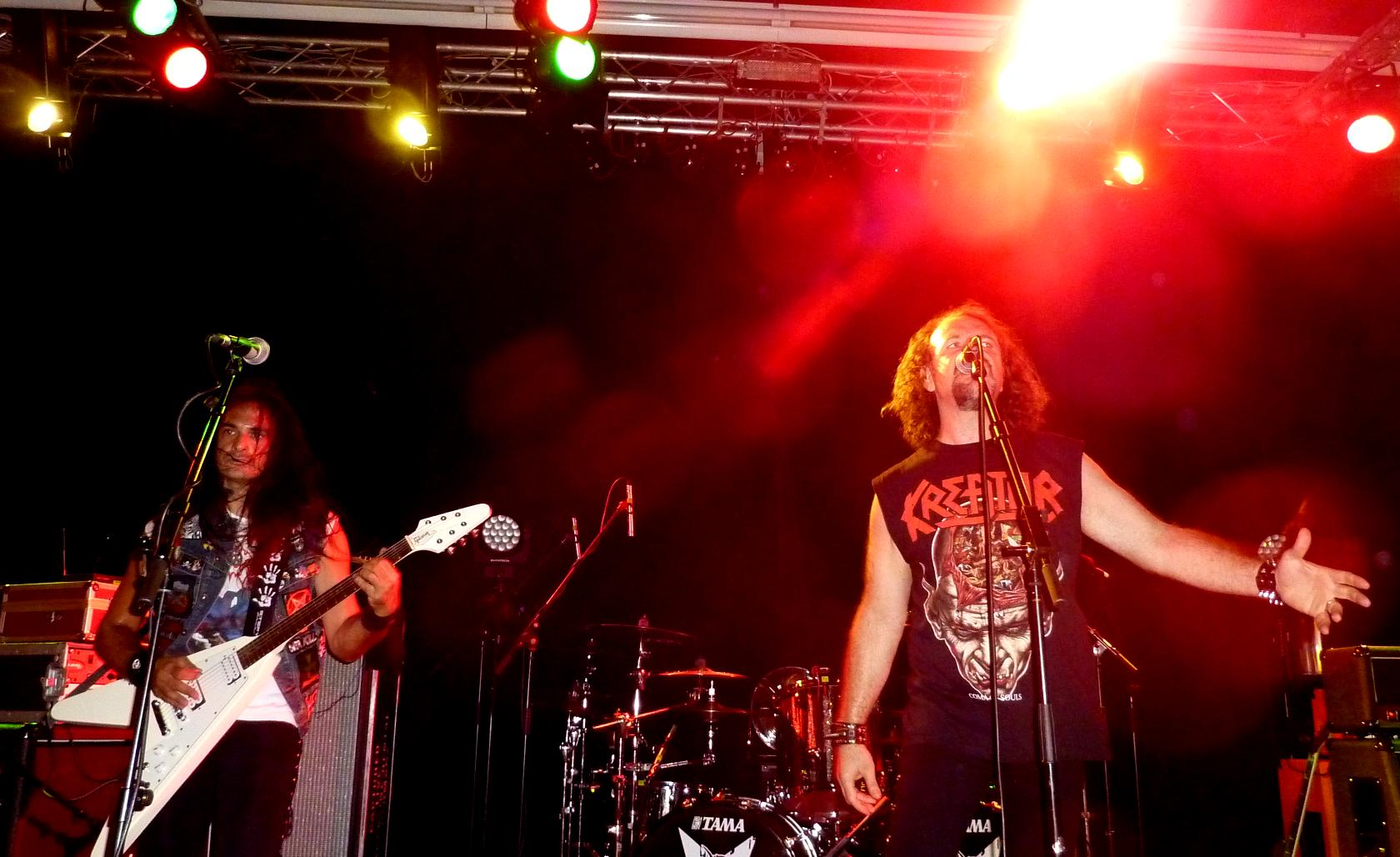 Anguish Force supporting Sepultura (1)