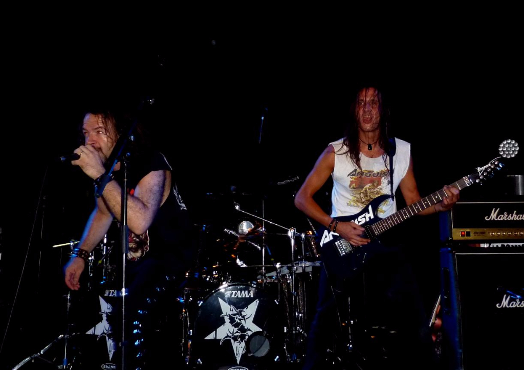 Anguish Force supporting Sepultura 12 - Supporting Sepultura - live-