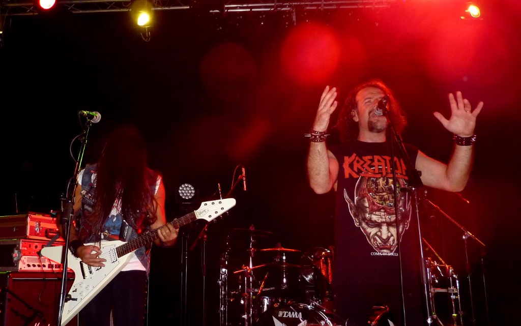 Anguish Force supporting Sepultura 28 - Supporting Sepultura - live-