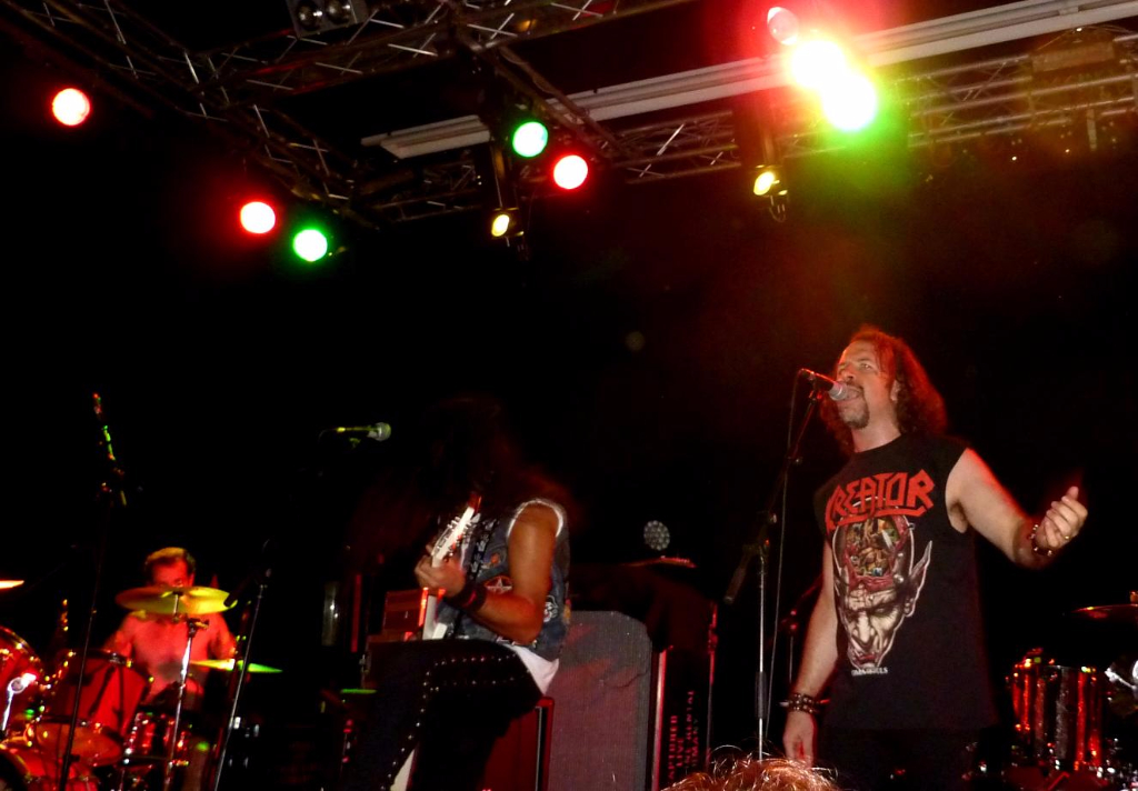 Anguish Force supporting Sepultura 29 - Supporting Sepultura - live-