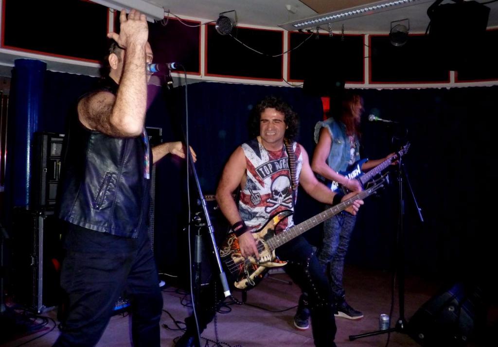 Anguish Force Halloween Metal 2015 6 - Halloween Metal Night - live-