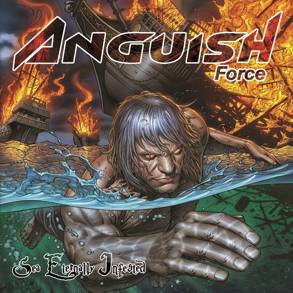 Anguish Force: Sea Eternally Infested (Metal.de)
