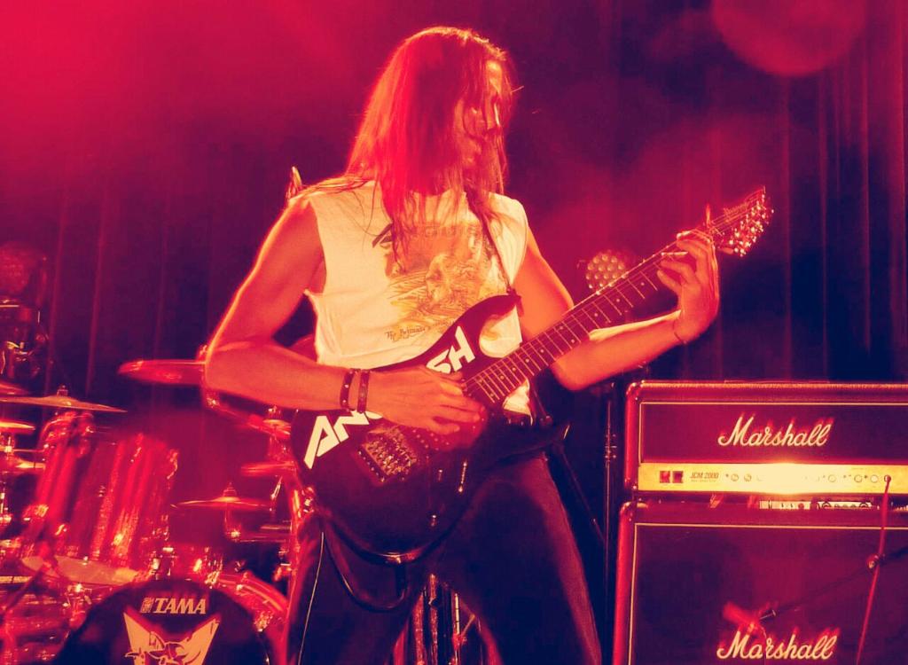 IMG 20150722 WA0008 - LUCK AZ - guitar - band